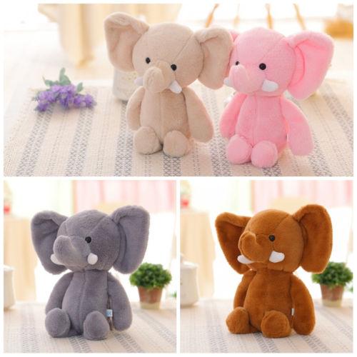 mini elephant plush toy elefanworld